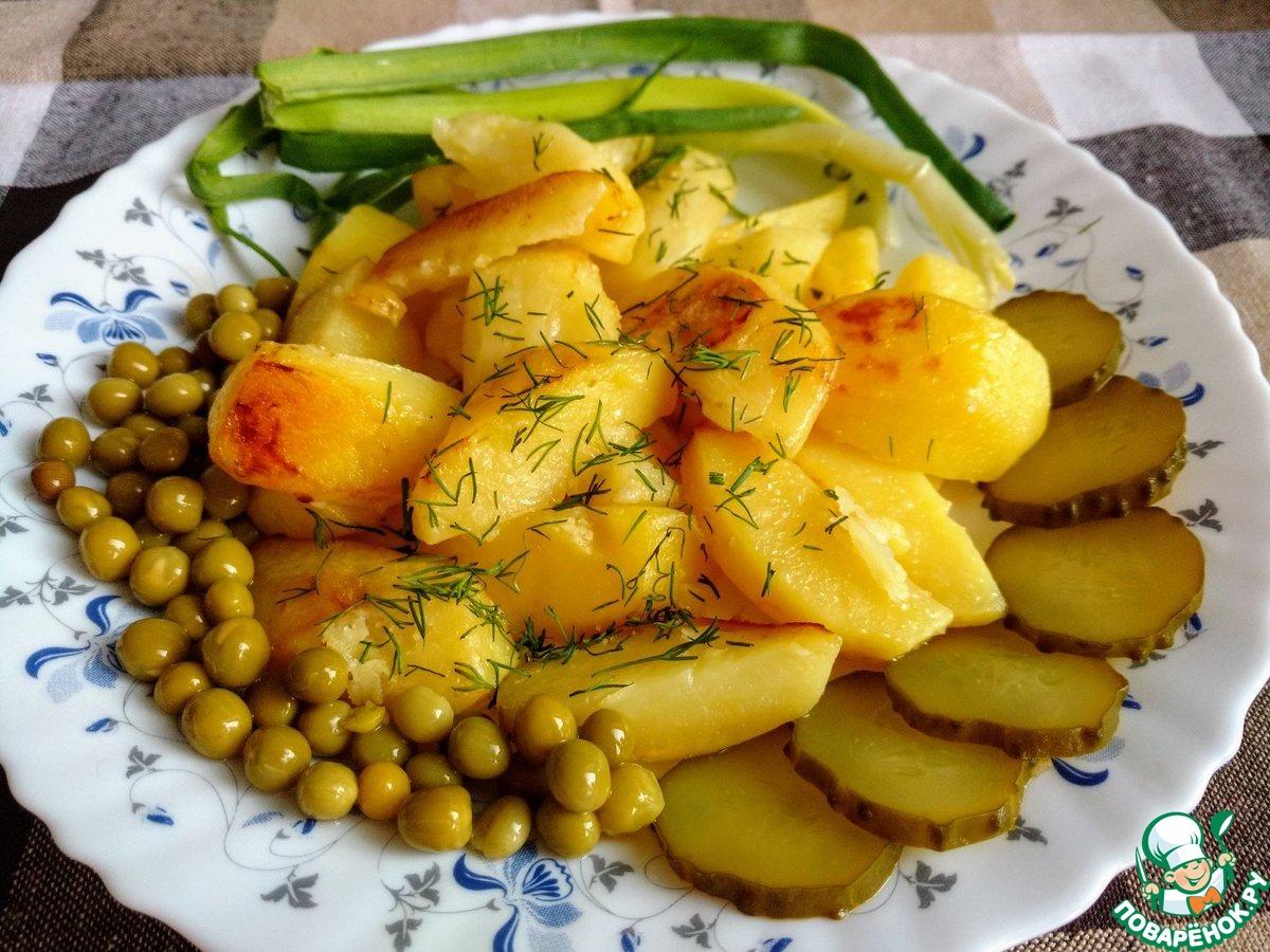 Картошка по улановски рецепт