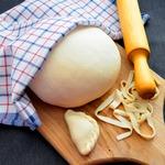 Постное тесто для вареников и лапши