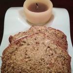 Безглютеновый мятный кекс