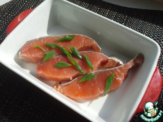 Рецепты с малосольного лосося в домашних условиях