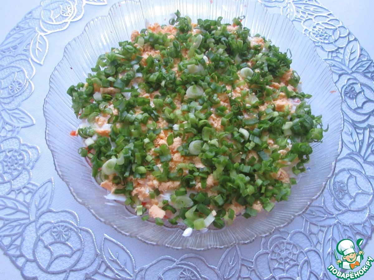 Мимоза салат на поваренок 300