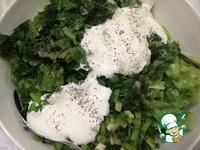 "Легкий салат ""Почти Оливье"" ингредиенты"