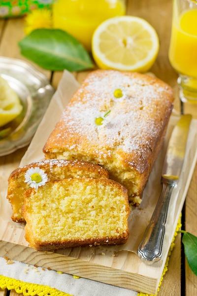 Лимонный пирог диетический рецепт