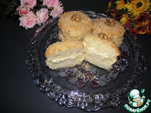 """Пирожные """"Нежное удовольствие"""""""