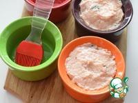 Куриная запеканка-суфле с кускусом ингредиенты