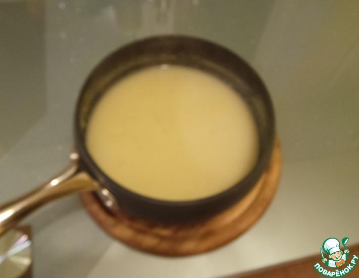 Рецепт: Соус куриный Велюте
