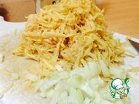 Картофельная котлетка Хашбраун ингредиенты