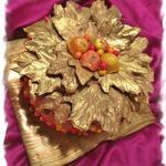 Торт Золотая осень