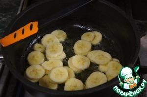 Бананово-ореховый пирог – кулинарный рецепт