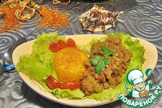 Рецепт: Ренданг из говядины