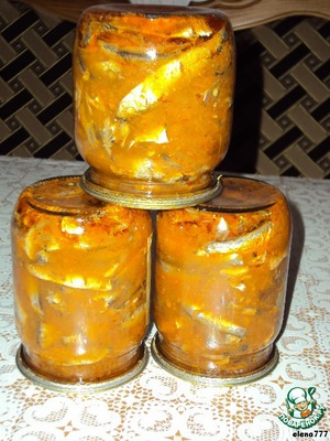 Homemade canned