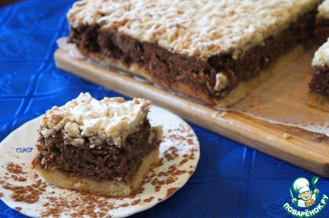 Яблочный пляцок (пирог) – кулинарный рецепт