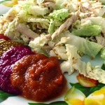 Супер-диетический салат