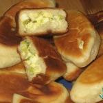 Дрожжевое тесто из холодильника – кулинарный рецепт
