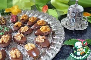 Рецепт Банановые конфеты в шоколаде