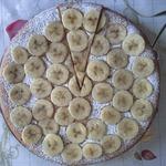 Банановый манник (на молоке)