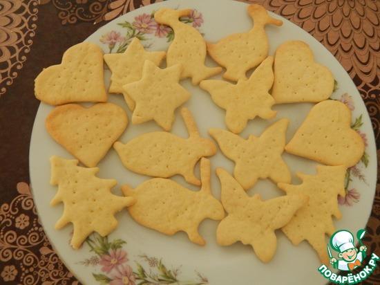 Галетное печенье Мария от  Анисья