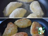 Сырники с грибной начинкой ингредиенты