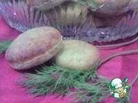 Печенье Укропное ингредиенты
