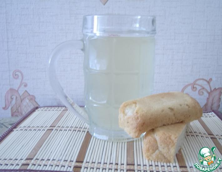 Рецепт: Квас хлебный (столовый)