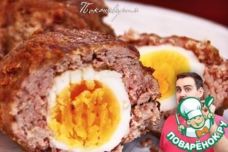 Рецепт: Яйцо по-шотландски