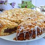 Датский пасхальный шоколадный пирог