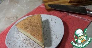 Рецепт Классический бисквит