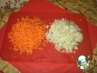 Ароматная чечевица ингредиенты