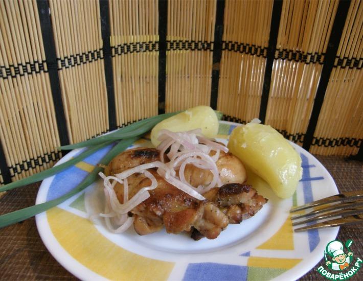 Рецепт: Самый вкусный куриный шашлык и его секреты