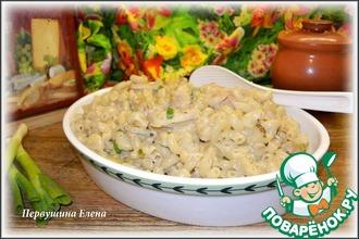 Рецепт: Молоки лососевые в сливочно-соевом соусе