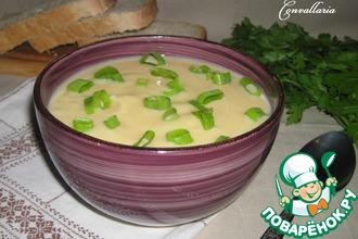 Рецепт: Суп-пюре из брюквы