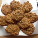 Печенье с семечками подсолнуха и овсяными хлопьями