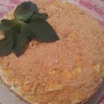 Торт Медовик пушистый