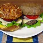 Чизбургер Домашний