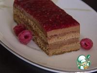 Торт Шоколадный Фрамбуаз ингредиенты