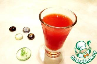 Рецепт: Напиток Ксу ксу