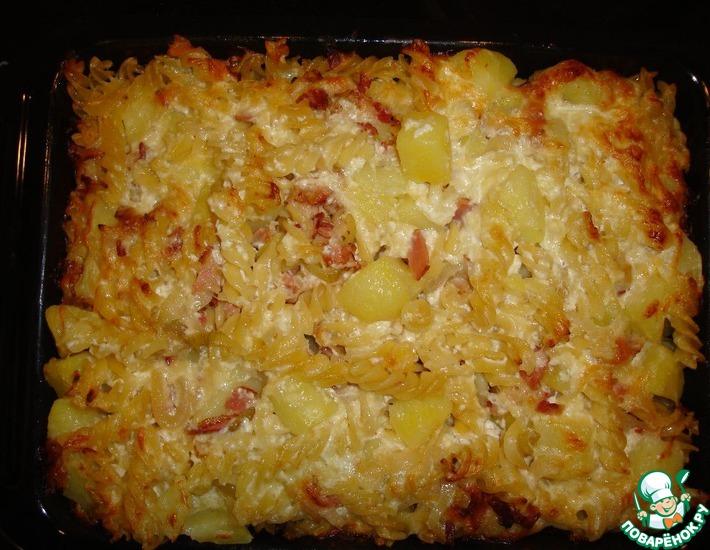 Рецепт: Ужин бедного швейцарца