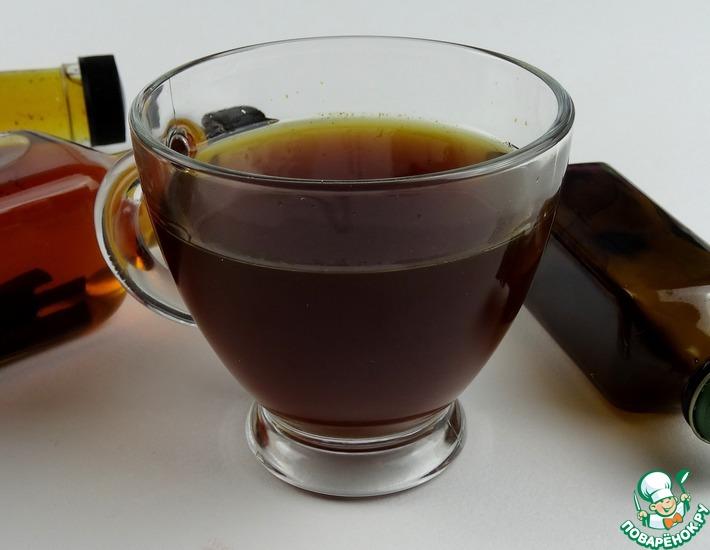 Рецепт: Домашний экстракт ванили