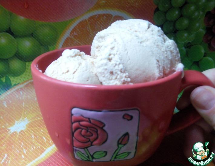 Рецепт: Мороженое