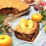 Яблочный пирог Застенчивая Лейла