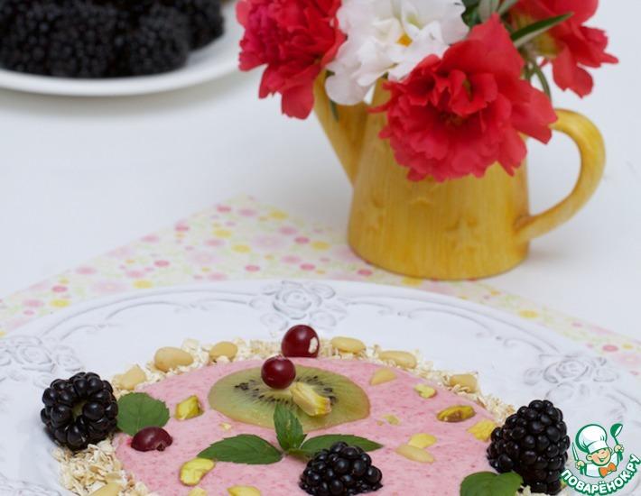 Рецепт: Домашние мюсли в йогурте