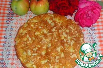 Рецепт: Девонширский яблочный пирог