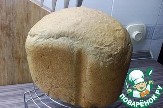 Рецепт: Хлеб №1 для счастливых обладателей хлебопечки