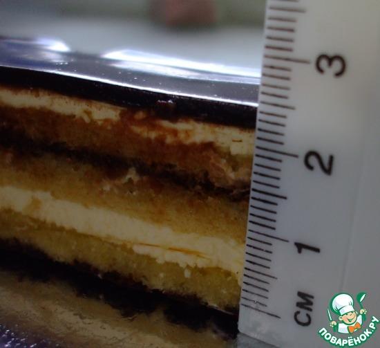 """Торт """"Лимонная опера"""""""