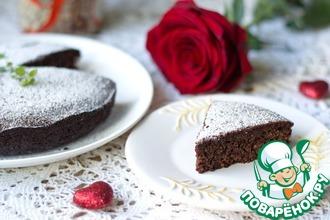 Рецепт: Шоколадный торт с киноа