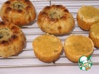Рисовые кексы с ананасом ингредиенты