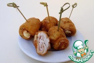 Рецепт: Наггетсы куриные