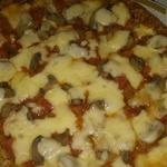 Пицца из цуккини