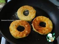 Творожные кольца с крыжовником ингредиенты