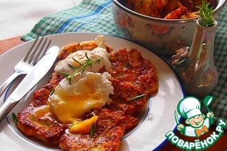 Рецепт: Завтрак в деревенском стиле